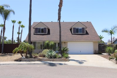 222 Joannie Way, Vista, CA 92083 - MLS#: 180033879