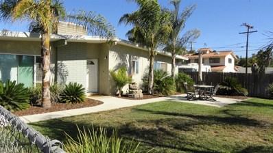 13822 Temple Street, Poway, CA 92064 - MLS#: 180033931