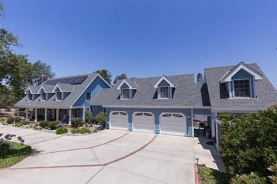 1620 Arrow Wood Ln, Vista, CA 92084 - MLS#: 180033992