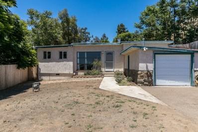 13634 Vian Rd, Poway, CA 92064 - MLS#: 180034162