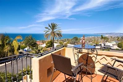 1135 Barcelona Dr, San Diego, CA 92107 - MLS#: 180034290