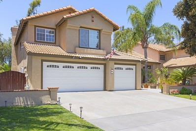 722 Avenida Abeja, San Marcos, CA 92069 - MLS#: 180034302