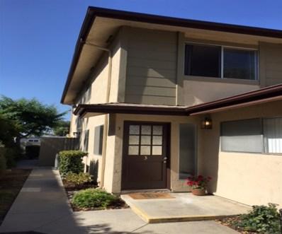 8833 Mission Vega Ct UNIT 3, Santee, CA 92071 - MLS#: 180034308