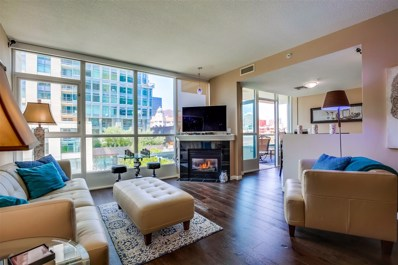 555 Front UNIT 401, San Diego, CA 92101 - MLS#: 180034353