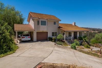 229 Ransom Hill Ln, Ramona, CA 92065 - MLS#: 180034357