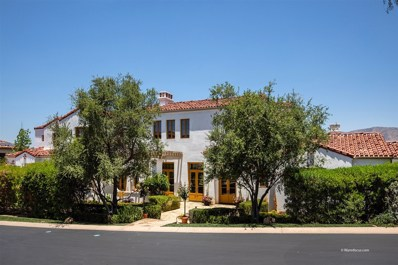 16635 Riding High Way, Rancho Santa Fe, CA 92127 - MLS#: 180034418