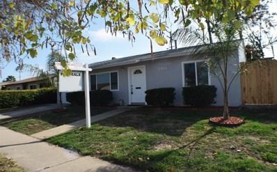 802 Billow Dr, San Diego, CA 92114 - MLS#: 180034432