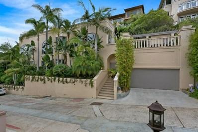 1601 Kearsarge Road, La Jolla, CA 92037 - MLS#: 180034449