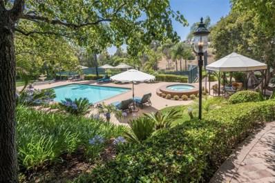 6155 Avenida Cuatro Vientos, Lot 349, Rancho Santa Fe, CA 92067 - MLS#: 180034525