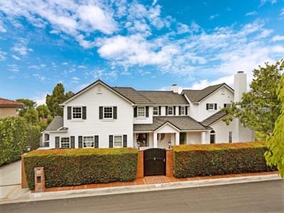 3 East Roseland Drive, La Jolla, CA 92037 - MLS#: 180034536