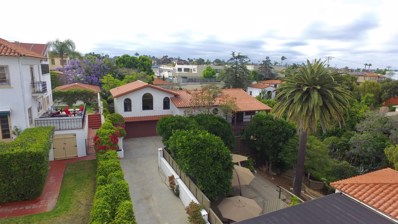2426 Evergreen, San Diego, CA 92106 - MLS#: 180034669