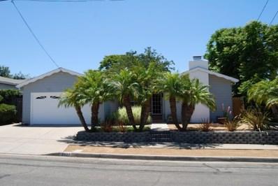 8437 Whelan Drive, San Diego, CA 92119 - MLS#: 180034747