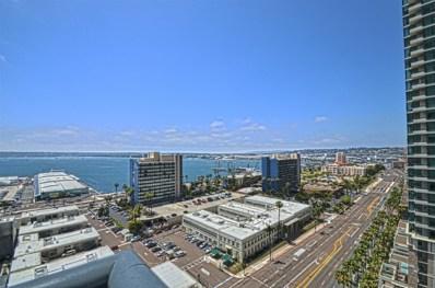 1199 Pacific Hwy UNIT 1606, San Diego, CA 92101 - MLS#: 180034759