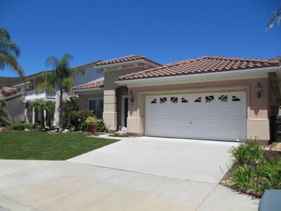 729 Via Barquero, San Marcos, CA 92069 - MLS#: 180034768