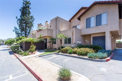 1380 E Washington Avenue UNIT 9w, El Cajon, CA 92019 - MLS#: 180034811
