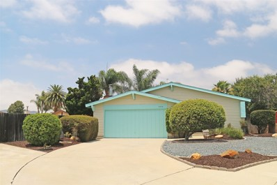 9330 Van Andel Way, Santee, CA 92071 - MLS#: 180034812