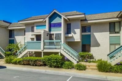3711 Balboa Terrace UNIT Unit D, San Diego, CA 92117 - MLS#: 180034966