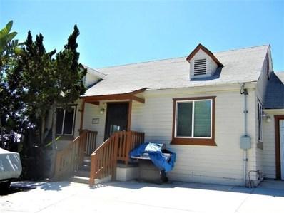 4871 Wightman St, San Diego, CA 92105 - MLS#: 180035088