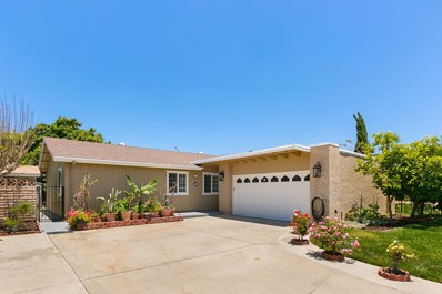 172 Warner St, Oceanside, CA 92058 - MLS#: 180035101