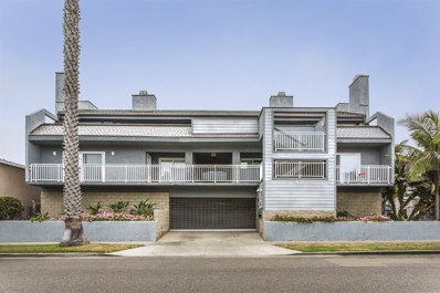 910 S Pacific UNIT 1, Oceanside, CA 92054 - MLS#: 180035176