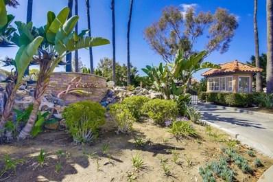 7160 Shoreline Dr UNIT 4213, San Diego, CA 92122 - MLS#: 180035198