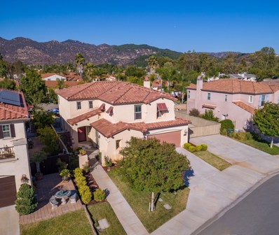 554 Trovita Ct, Escondido, CA 92027 - MLS#: 180035206