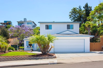 6491 Clara Lee, San Diego, CA 92120 - MLS#: 180035210