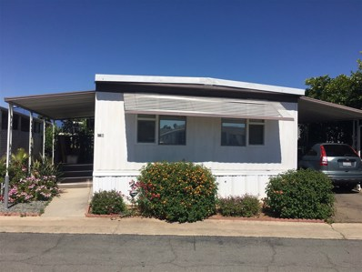 1174 E Main Street UNIT 162, El Cajon, CA 92021 - MLS#: 180035412