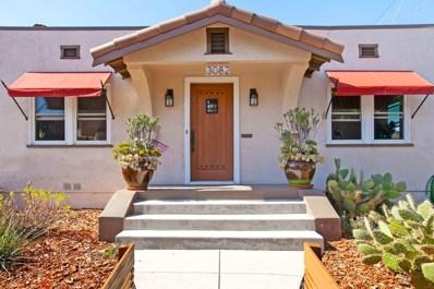 3082 Juniper St, San Diego, CA 92104 - MLS#: 180035545