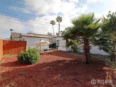 845 39th Street, San Diego, CA 92102 - MLS#: 180035584