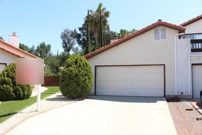 2155 Warwood Court, El Cajon, CA 92019 - MLS#: 180035590