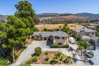 14059 Rancho Del Villa, Lakeside, CA 92040 - MLS#: 180035607