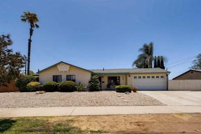 975 Spinel Ave, El Cajon, CA 92021 - MLS#: 180035676