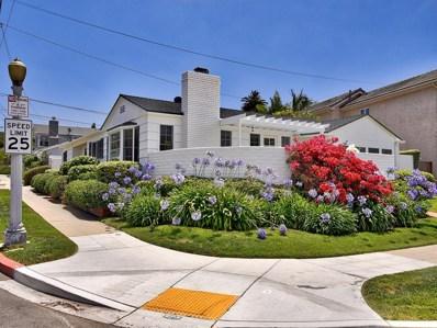 2105 Paseo Dorado, La Jolla, CA 92037 - MLS#: 180035764