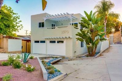 2370 Hartford Street, San Diego, CA 92110 - MLS#: 180035890