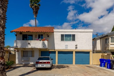 3870 37th St UNIT 7, San Diego, CA 92105 - #: 180035957