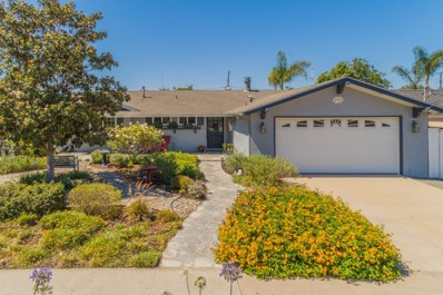 6342 Mount Aguilar Dr, San Diego, CA 92111 - MLS#: 180036020