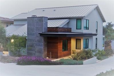 1048 Eolus Ave., Encinitas, CA 92024 - MLS#: 180036029