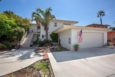 4870-72 Dixie Dr, San Diego, CA 92109 - MLS#: 180036178