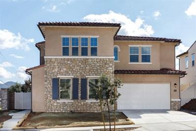 103 Montessa Way, San Marcos, CA 92069 - MLS#: 180036200