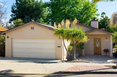 4165 Hilldale Road, San Diego, CA 92116 - MLS#: 180036241