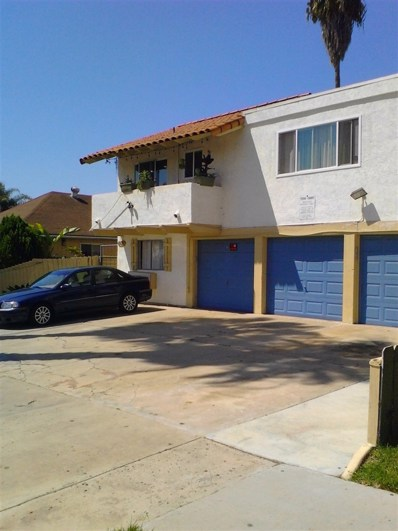3870 37th St UNIT 1, San Diego, CA 92105 - #: 180036353