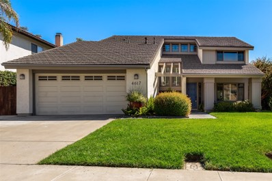 4617 Calle De Vida, San Diego, CA 92124 - MLS#: 180036383