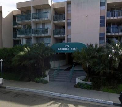 727 Sapphire St UNIT 302, San Diego, CA 92109 - MLS#: 180036398