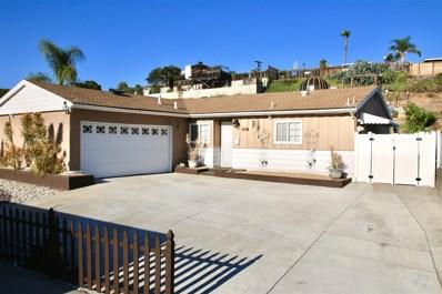 5851 Jackson Dr, La Mesa, CA 91942 - MLS#: 180036454