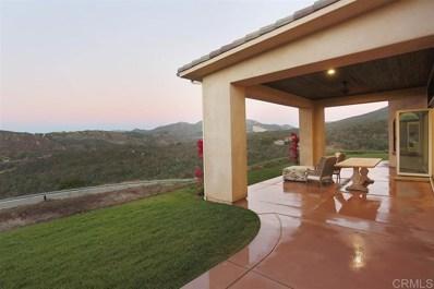 2260 Panoramic Way, Vista, CA 92084 - MLS#: 180036633