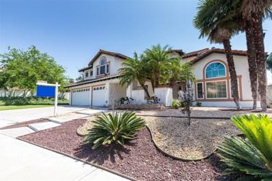 1882 Cabernet, Chula Vista, CA 91913 - MLS#: 180036638