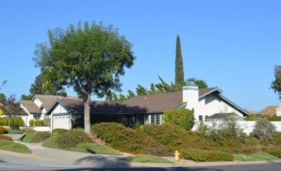 803 Jacaranda Place, Esciondido, CA 92026 - MLS#: 180036671