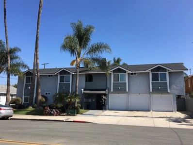 2230 Monroe Avenue UNIT 8, San Diego, CA 92116 - MLS#: 180036699