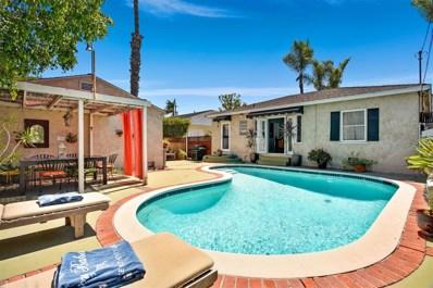 2529 32nd Street, San Diego, CA 92104 - MLS#: 180036705